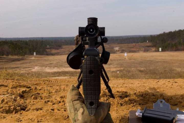 U.S. Army M24 sniper rifle