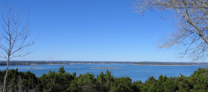 Canyon Lake, which is 50 miles north of San Antonio, Texas, is not far from two of Texas' largest military installations: Fort Sam Houston/Joint Base San Antonio, and Randolph Air Force Base, headquarters of the Air Education Training Command and the 12th Flying Training Wing. USACE photo