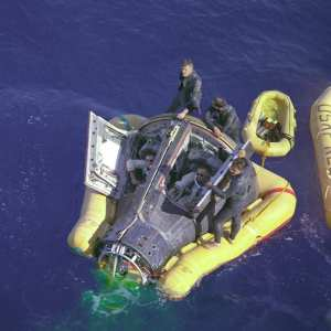 Armstrong and Scott, Gemini VIII