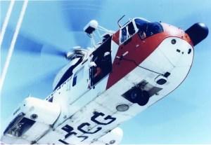 HH-3F Pelican amphibious Coast Guard helicopter