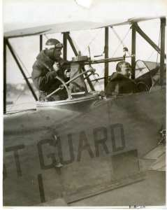 armed Coast Guard OL-5 Gloucester 1929