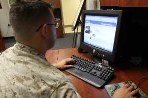 Facebook Marine Corps