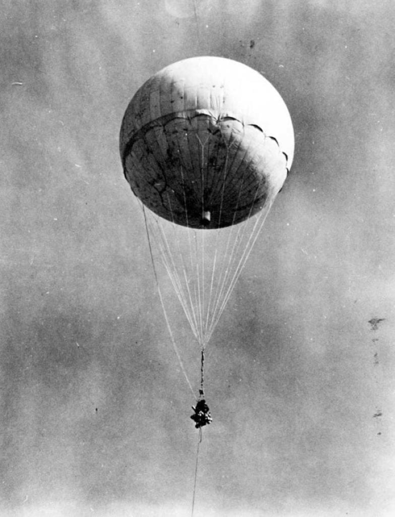 Japanese Balloon Bomb