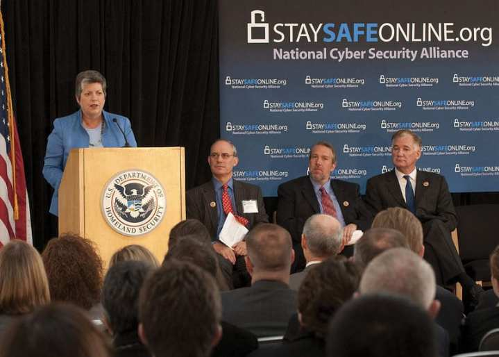 Napolitano-announces-October-as-National-Cyber-Security-Awareness-Month
