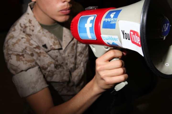 Social Media Marines