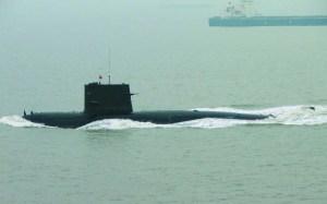Song-class Submarine