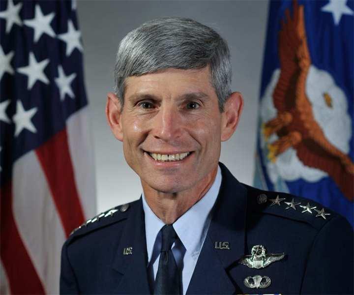 Gen. Norton A. Schwartz,USAF