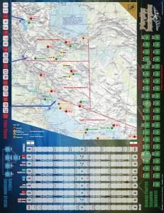 Persian Incursion Game Map
