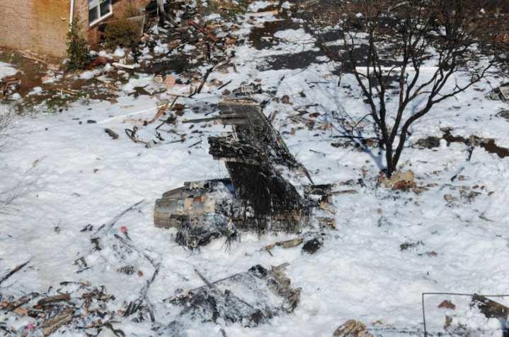 FA-18D crash