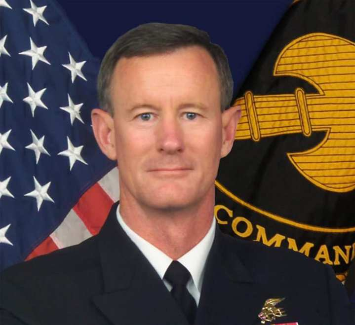 Adm. William H. McRaven