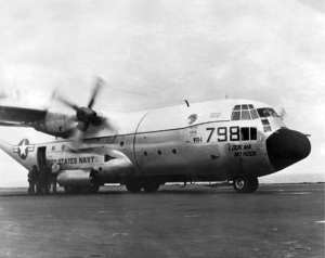 KC-130 Aircraft Carrier Testing