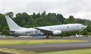 P-8A LRIP1 First Flight