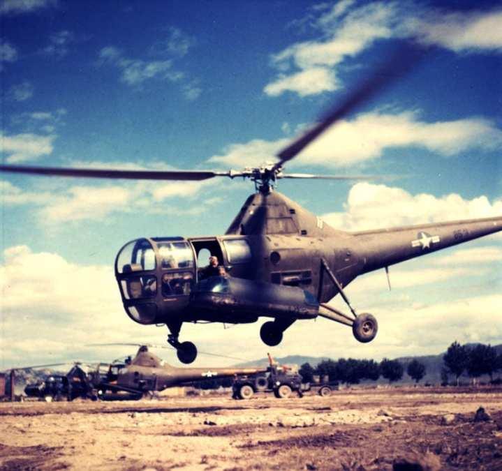 Sikorsky H-5 Helicopter