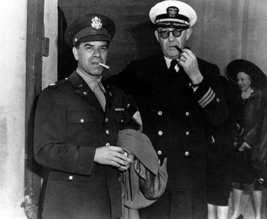 Frank Capra And John Ford