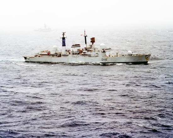 HMS Coventry 1-82