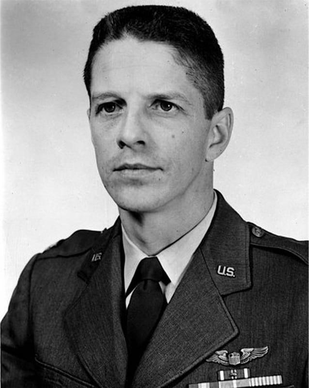 Maj. Rudolf Anderson