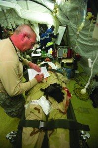 Exercise GLOBAL MEDIC 2012 / Warrior Exercise (WAREX) 91 12-01