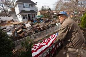 Debris, Staten Island
