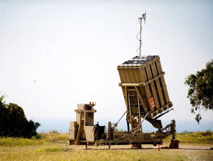 Iron Dome MFU