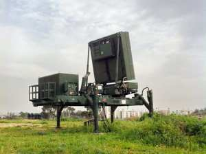 Iron Dome radar