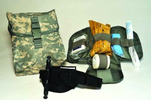 improved Individual First Aid Kit