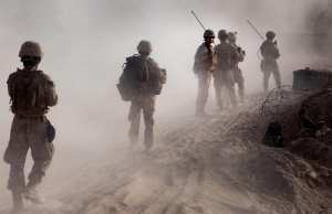U.S. Marines In Afghanistan
