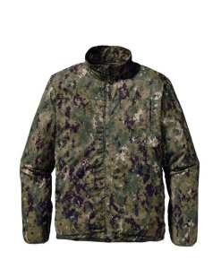 The SOF Protective Combat Uniform (PCU) Level 3A Jacket. Polartec photo