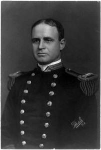 Vice Adm. Mark Lambert Bristol who led America's Black Sea Fleet. Library of Congress photo