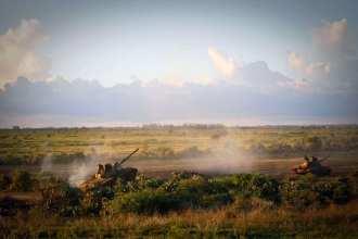 Tanks in Somalia