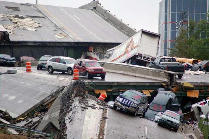 I-35W Bridge Collapse