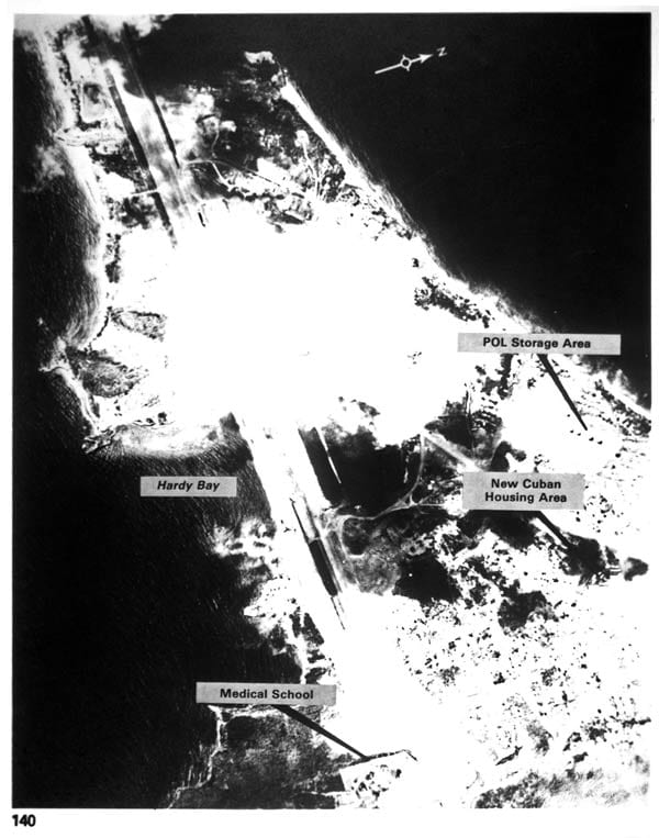 Operation Urgent Fury Point Salines objectives