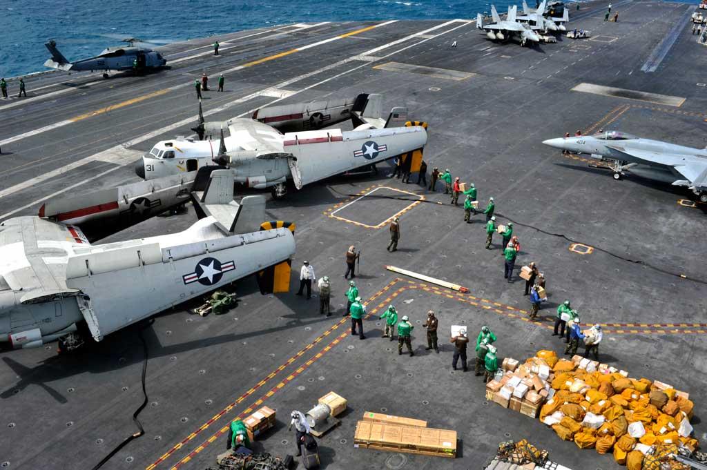 C 2a Greyhound Logistics Aircraft C-2 Greyhound