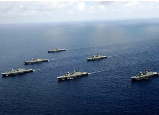 Formidable class frigates