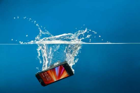 HZO Waterproof Android Phone