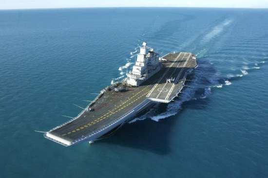 Indian Carrier Aviation Vikramaditya