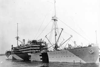 USS Henderson (AP 1)