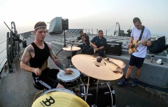 U.S. Navy Music