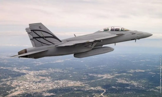 Advanced Super Hornet IN