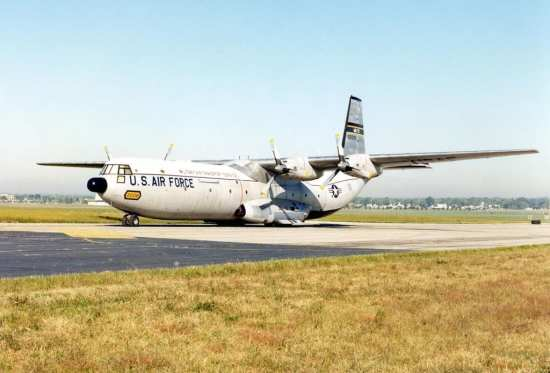 Douglas C-133A Cargomaster