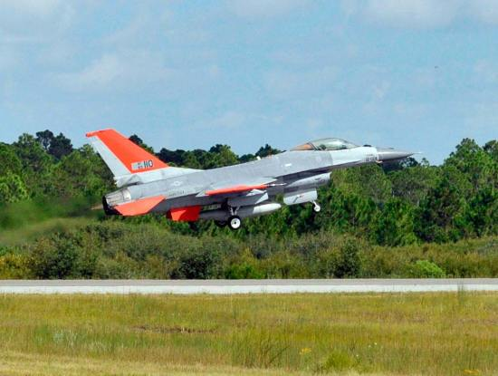 QF-16 Full Scale Aerial Target