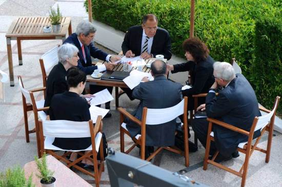 Syrian Diplomacy