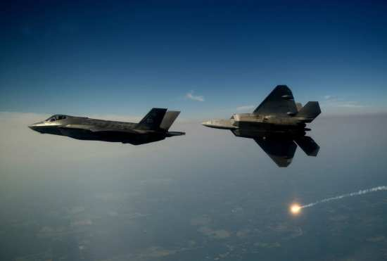 F-22 and F-35 recapitalization