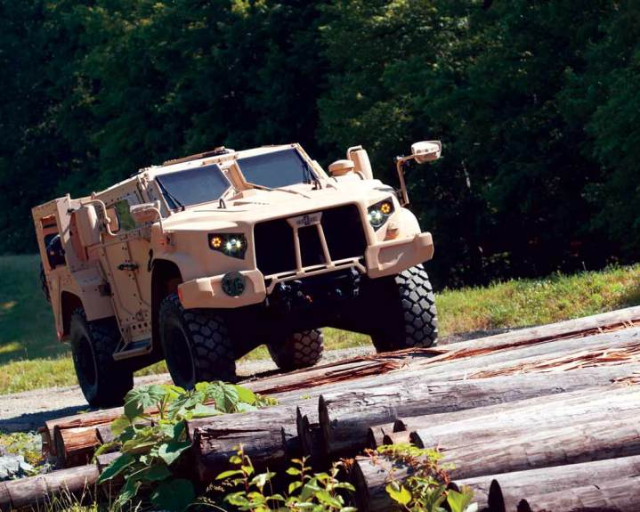 Oshkosh Defense JLTV