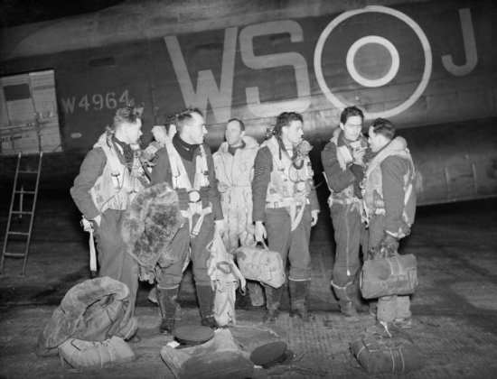 W4964 Luck of a Lancaster