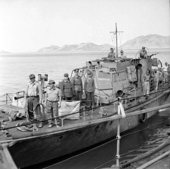 Surrender of Rhodes
