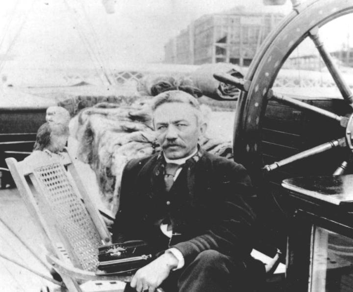 Capt. Michael A. Healy