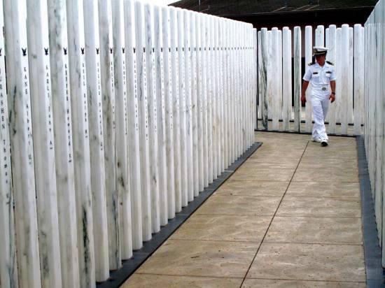 USS Oklahoma Memorial