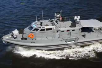Coastal Command Patrol Boat