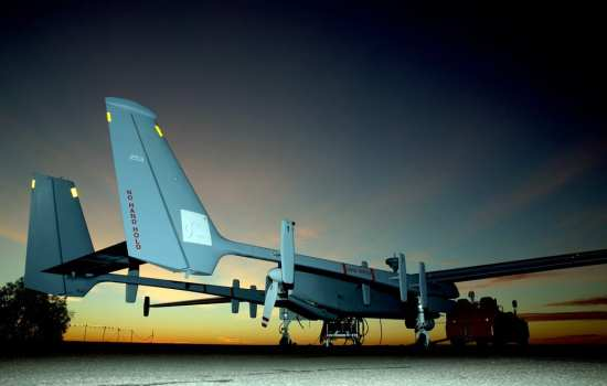 Heron Unmanned Aerial Vehicle (UAV)