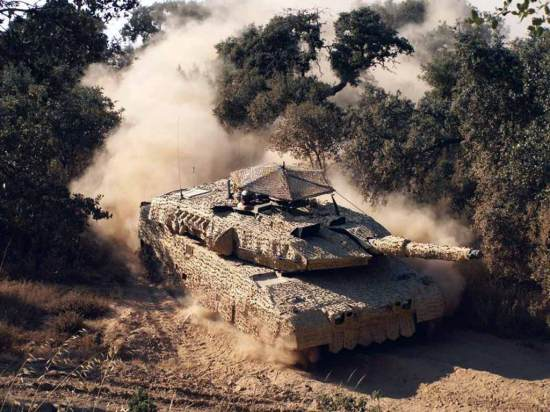 Mobile Camouflage Systems (MCS)